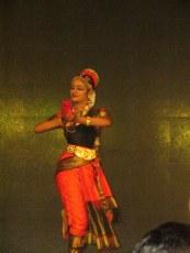 sreya dance