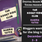 Blog Tour – The Kooky Kids Club by Robbie Yates