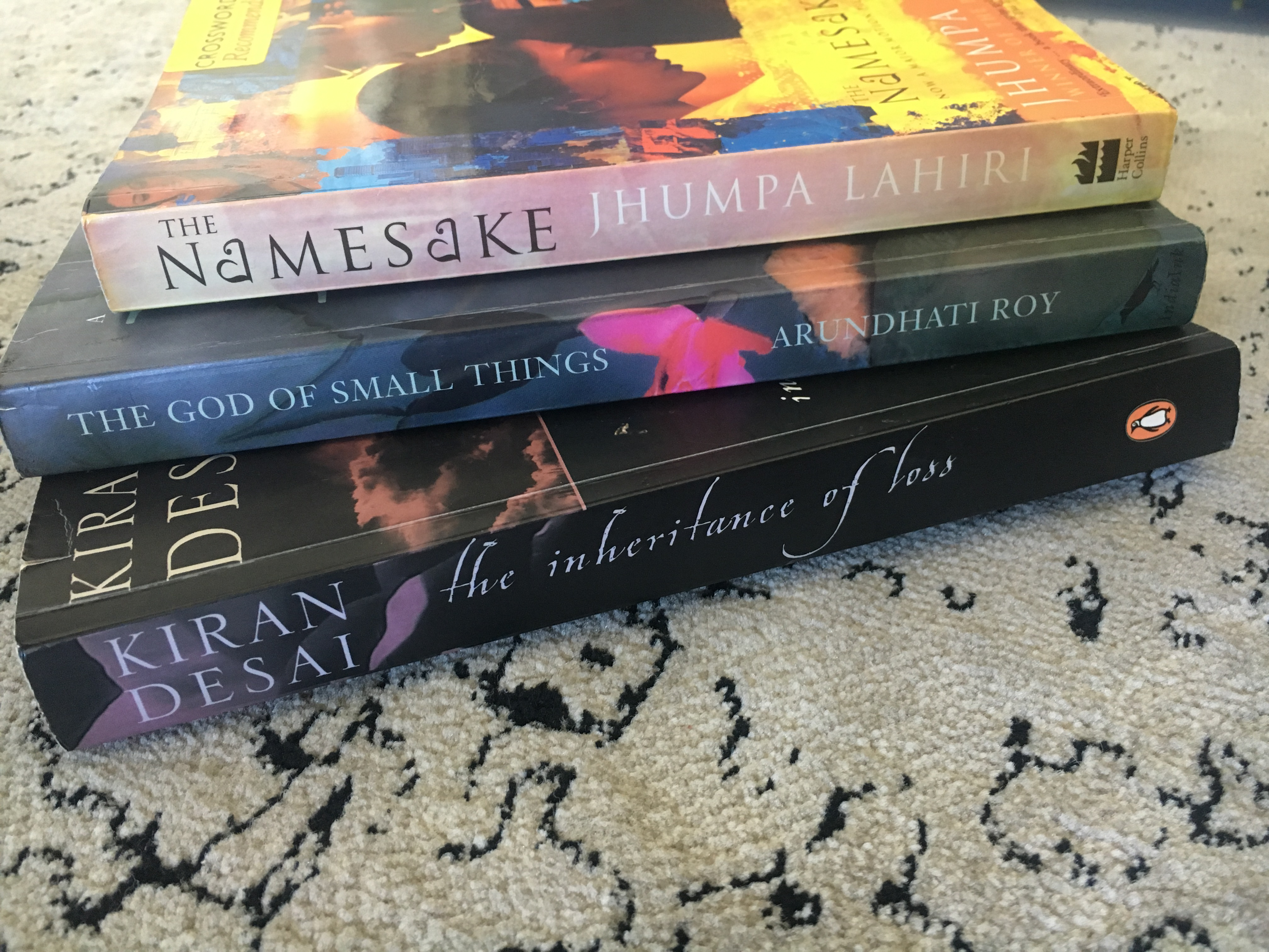 3 Women Writers and their Female Characters