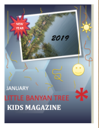 Kids Magazine by kids – Jan 2019