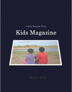 Kids Magazine by kids – March 2019