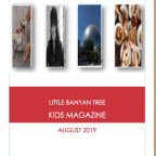 Kids Magazine by kids – AUGUST 2019