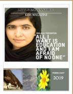 Kids Magazine by kids – Feb 2019